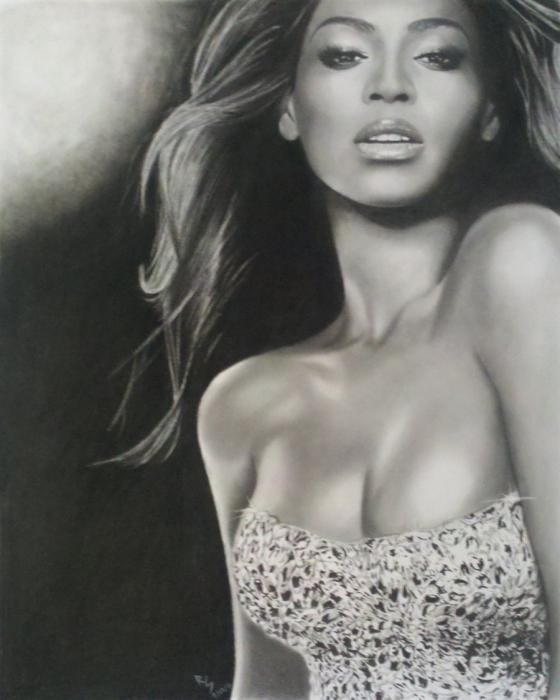 Beyonce by Pencil2Paper